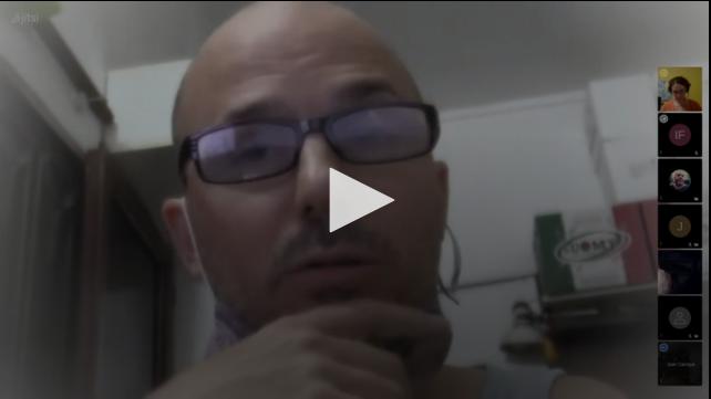 Enlace a grabación de charla 1 - Hablemos de Cryptpad - Juan Carrique